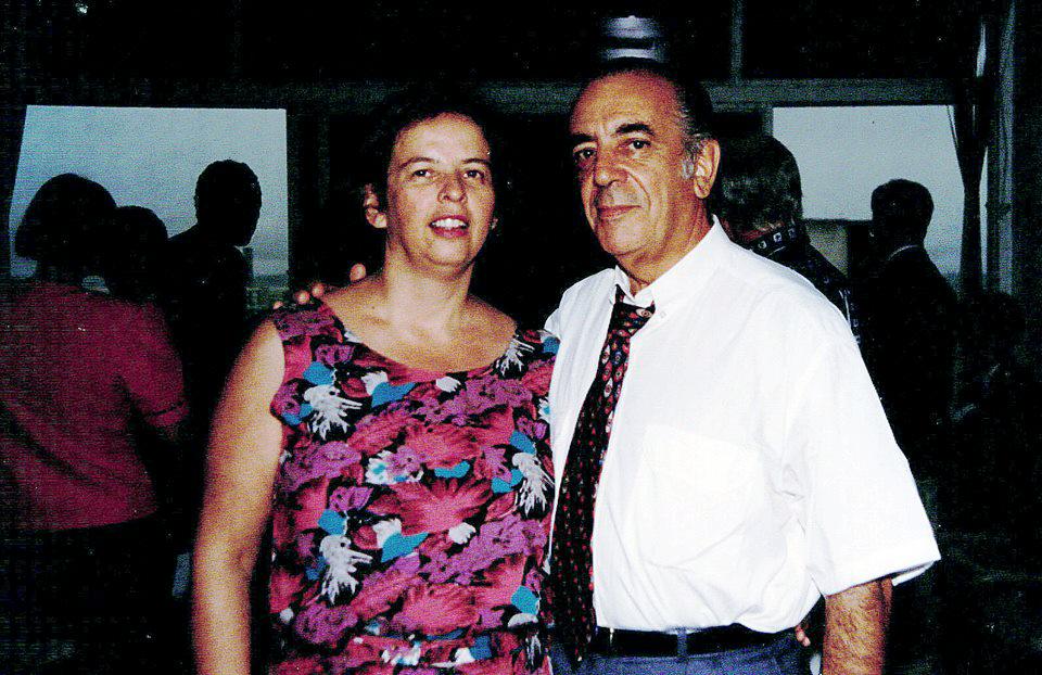 Foto feita na reunião de instalação da ABAP - Associação Brasileira de Anistiados Políticos em 28/05/1995