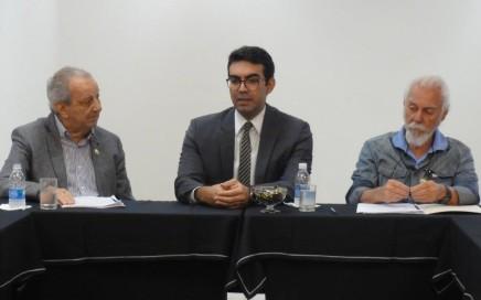 Saulo Gomes - Dr Marcelo Torreão - Paulo Cannabrava