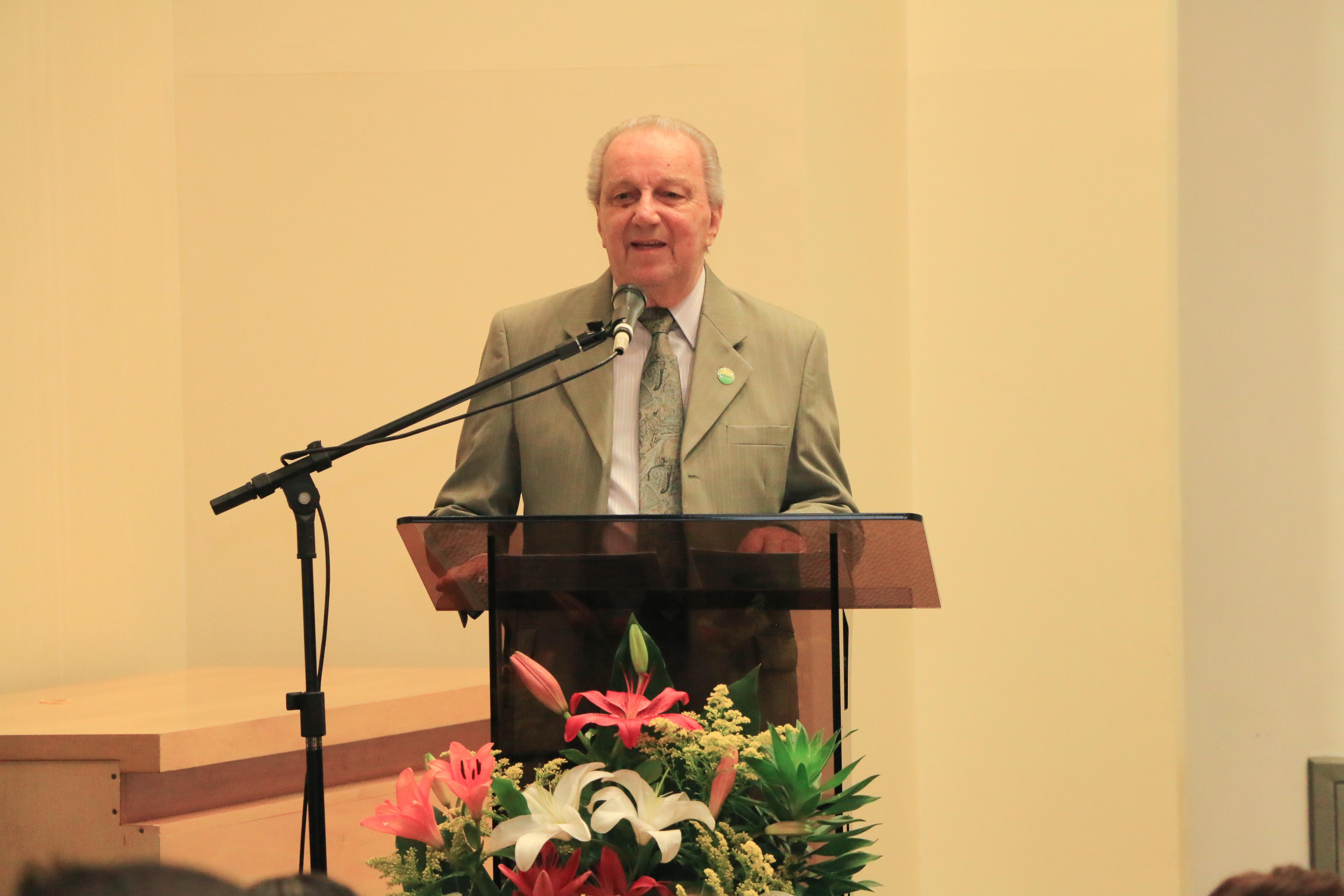 Saulo Gomes - pres. da ABAP