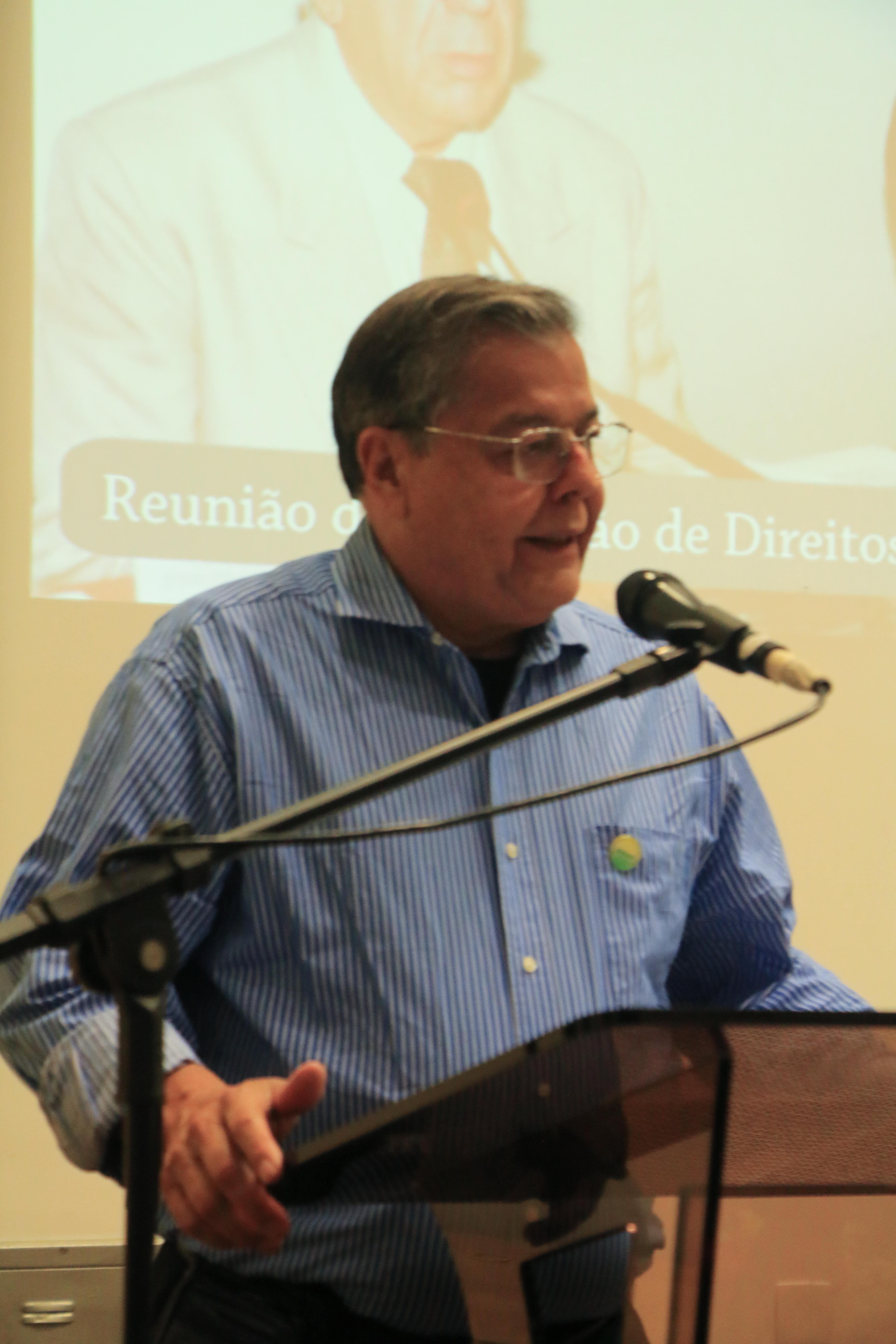 José Alves dos Santos Filho - conselheiro da ABAP