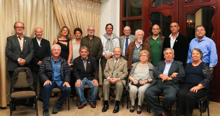 Membros do Conselho da ABAP