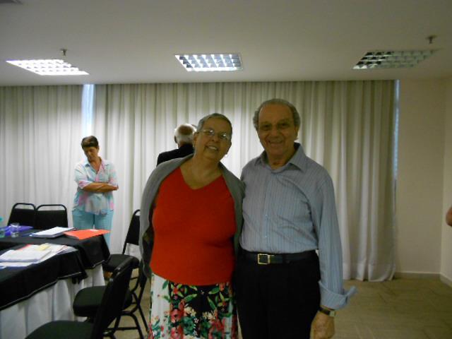 Alexandrina Cristensen e Saulo Gomes